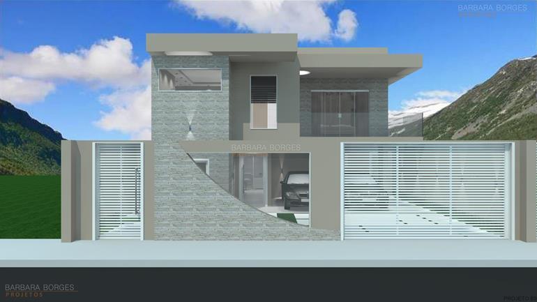 pisos e azulejos para banheiro Casa Geminada tres quartos