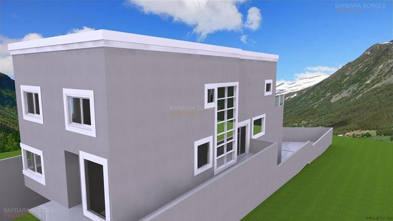 Casa Popular 1 2 Quartos Barbara Borges Projetos ~ Quarto Planejado Dellano