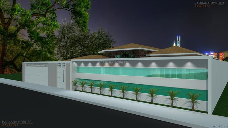 revestimento para banheiros Casa Popular Varanda