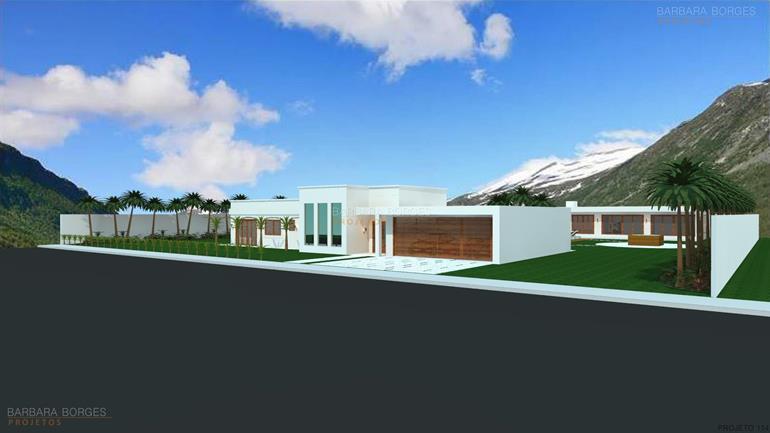 projetos de pousadas Casa Terrea terreno 10 20 metros