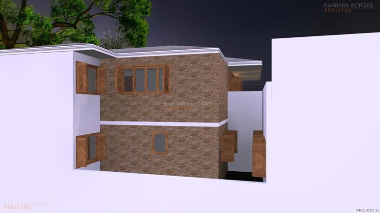 reforma em casa Casa Varanda 3 Quartos