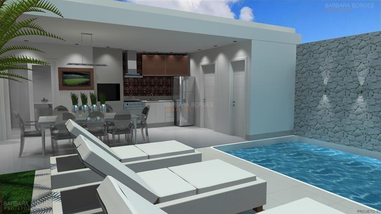 móveis planejados rj Casa churrasqueira 3
