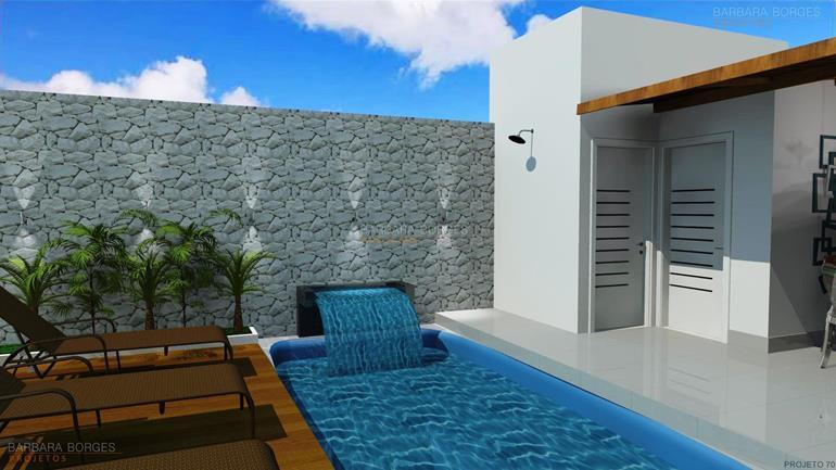 casa piscina barbara borges projetosForProjeto X Piscina