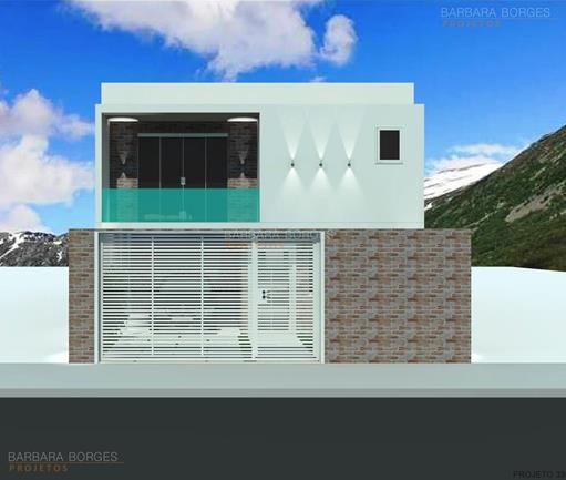 projetos de arquitetos Casa varanda
