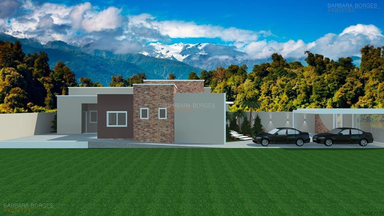 trentini móveis Casas 1 Quarto Varanda Praia