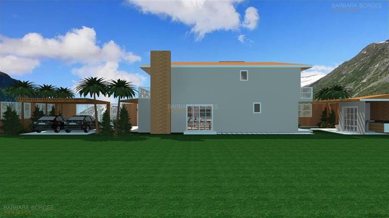 reforma em casa Casas 1 Suite Varanda Praia