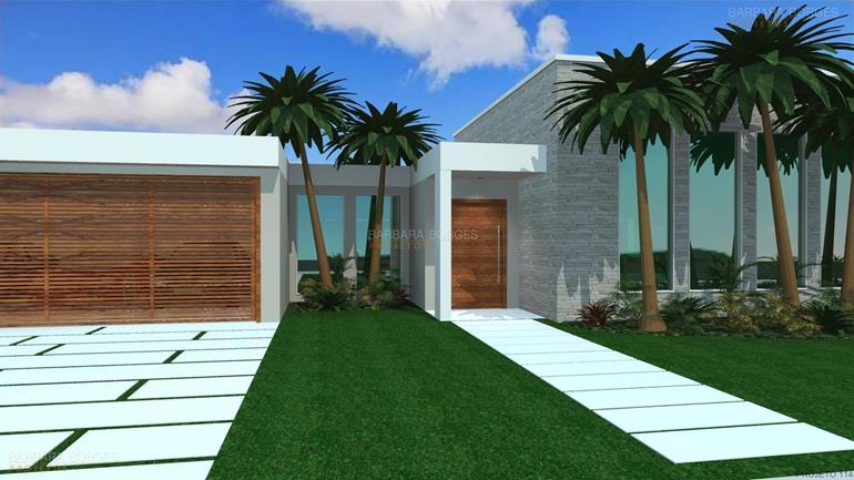 projetos de restaurantes Casas 1 Suite Varanda Praia