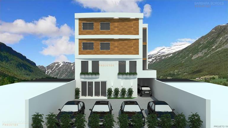 salas projetadas Casas 1 quarto