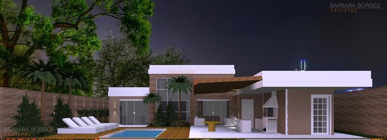 projetos de pousadas Casas 151 200 m2