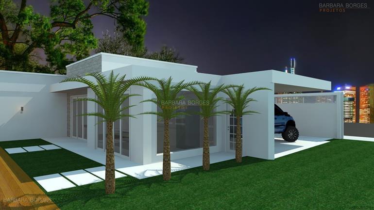 Casas 151 200 m2 barbara borges projetos - Modelos de casas de planta baja ...