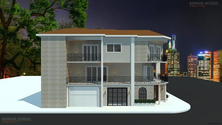 ambientes pequenos Casas 151 200 m2