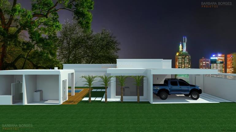 projeto de padaria Casas 2 quartos