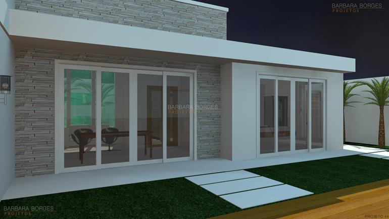 projeto casas populares Casas 2 quartos Cidade