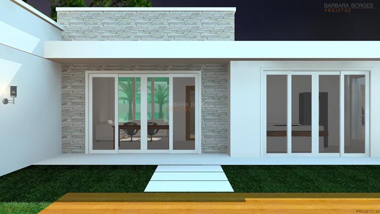 Casas 2 Quartos Futura Ampliacao Barbara Borges Projetos