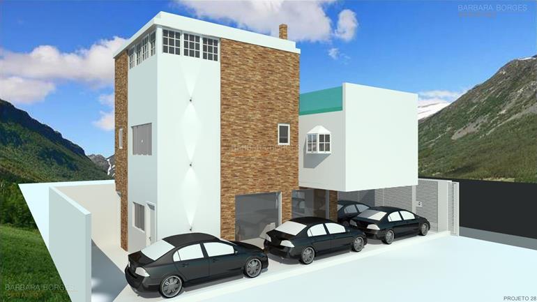 ambientes pequenos Casas 2 quartos futura ampliacao