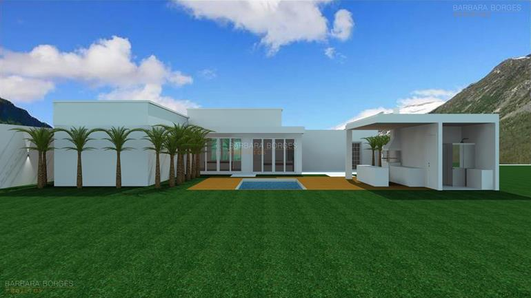 ambientes pequenos Casas 201 300 m2