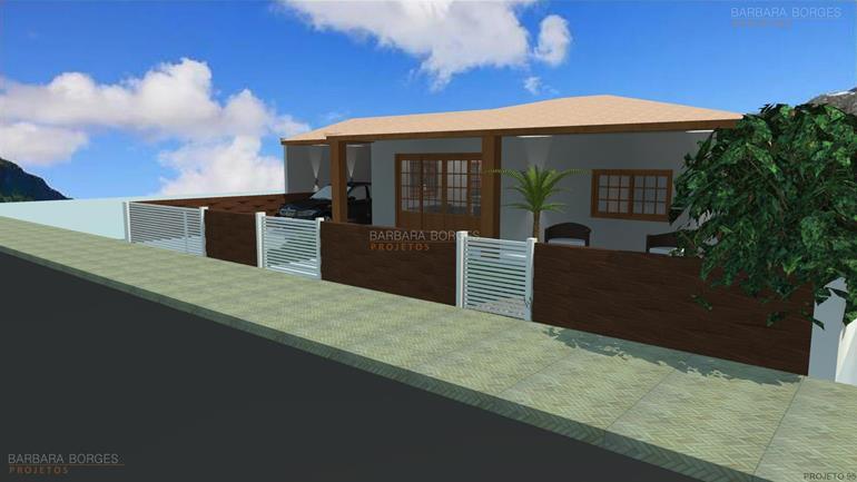 Casas 3 quartos