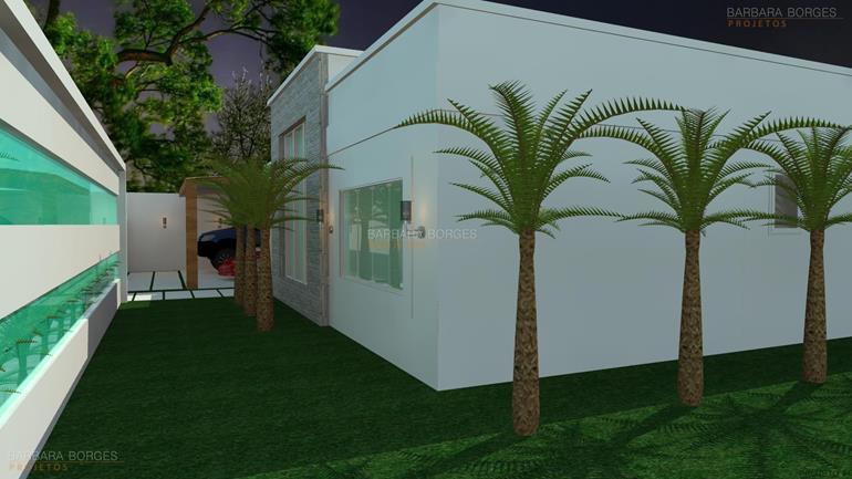 area de serviço decorada Casas 3 quartos