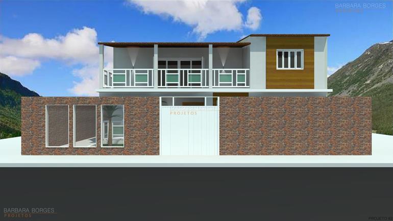 acabamento de casas Casas 4 quartos