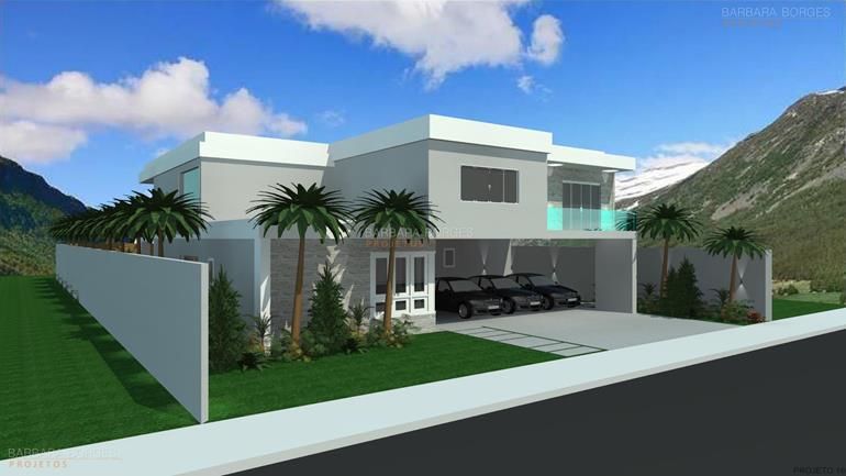 casas 5 metros frente barbara borges projetos