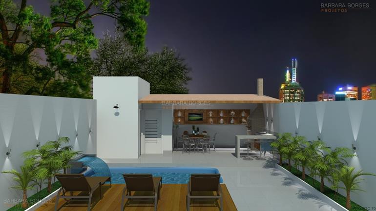 modelo de cozinhas planejadas Chale Campo Praia