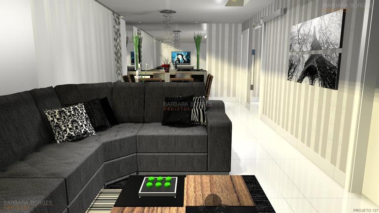 armarios planejados cozinha Decoração Apartamento
