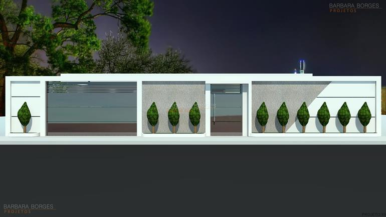 Fachadas Casas Modernas