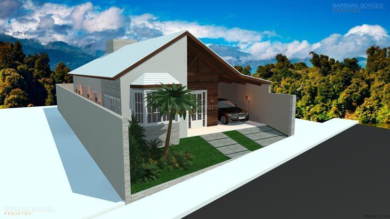 pisos e ceramicas Fachadas Residenciais