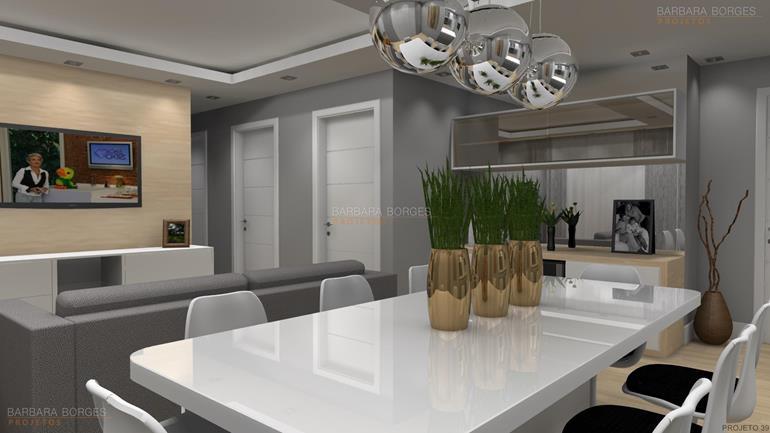 revista de decoração de interiores Iluminada Elegante Opcao 2