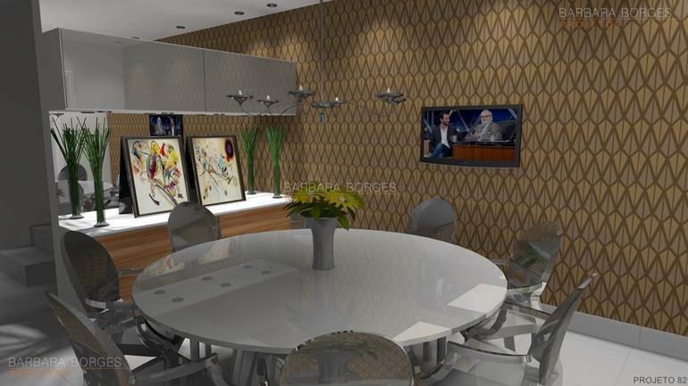 simulador de ambientes 3d Iluminada Elegante Opcao 2