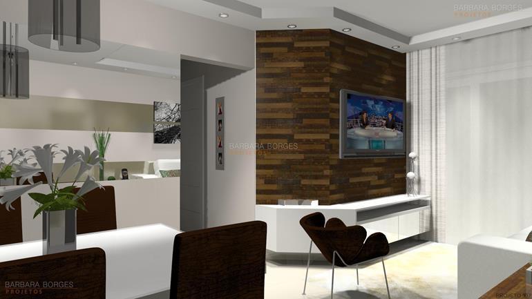 salas de luxo Into decor projetos 3D