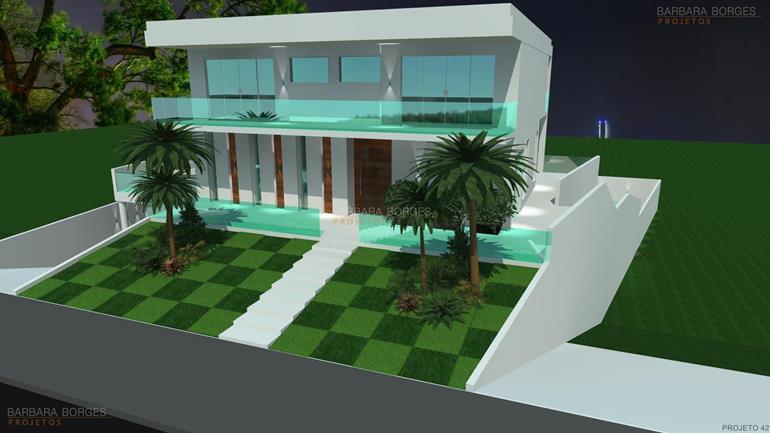 cadeiras sala jantar Modelo Casa Terrea 3 Quartos