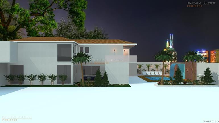 como organizar area de serviço Modelo Casa Terrea 3 Quartos