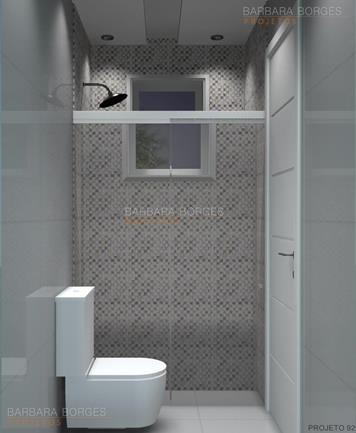 Modelos decoração banheiro