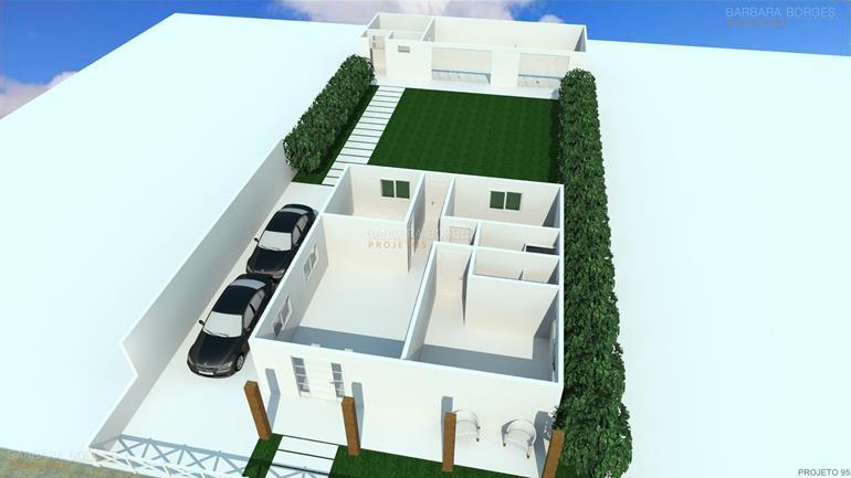 varanda apartamento Planta casas 3 quartos