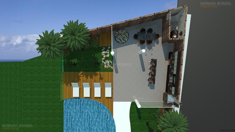 arquitetura 3d Plantas Sobrados