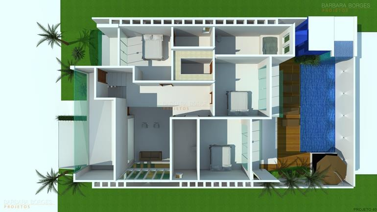 armarios embutidos para quarto Plantas casas construir