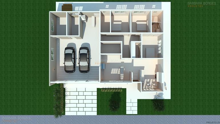 arquitetos em são paulo Plantas casas construir