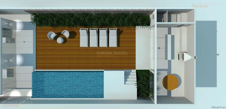 buffet de sala de jantar Plantas casas modernas