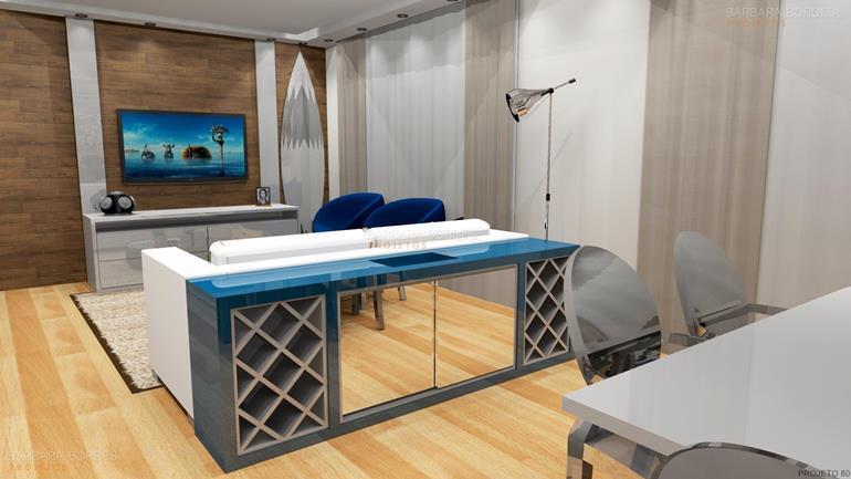cozinhas planejadas porto alegre Projetista projetos decoração casas