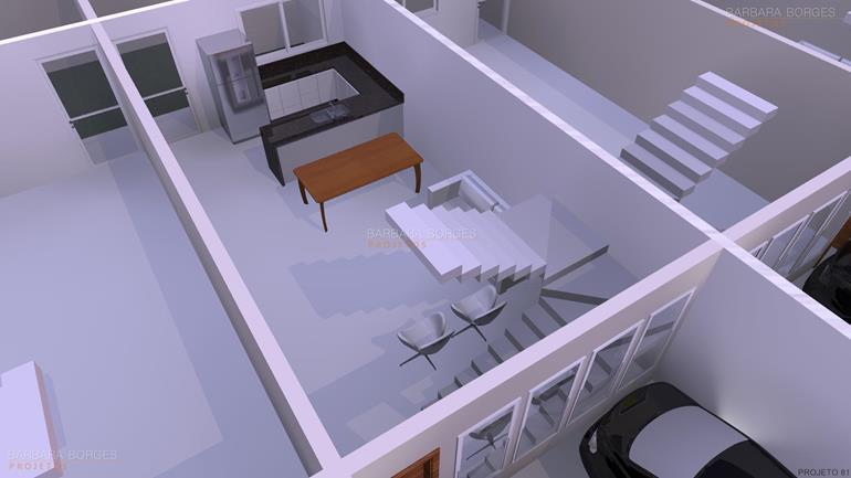 Projeto Casa Popular Economica