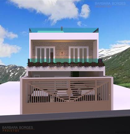 decoração varanda apartamento Projeto Sobrado