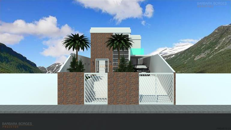 escritórios de arquitetura em sp Projetos 3D