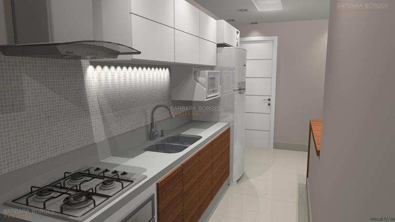 dormitorio de casal completo Projetos 3D armario