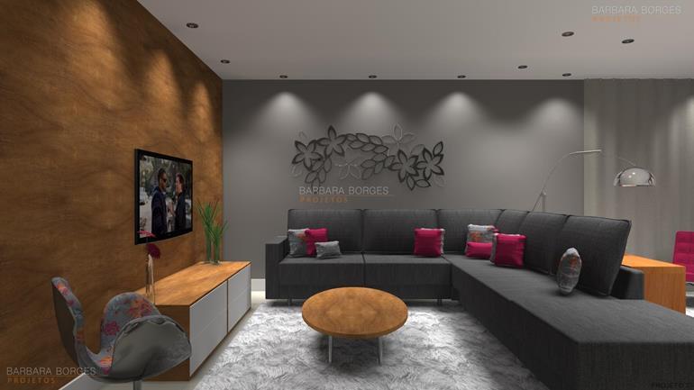 enfeites para casas Projetos 3D móveis decoração interiores