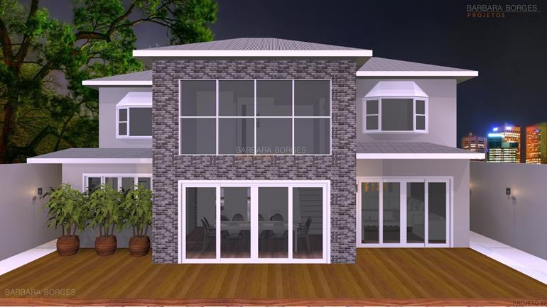 dormitorio de casal completo Projetos Arquitetura