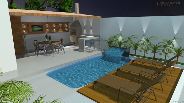 fotos de salas modernas Projetos Casa Campo