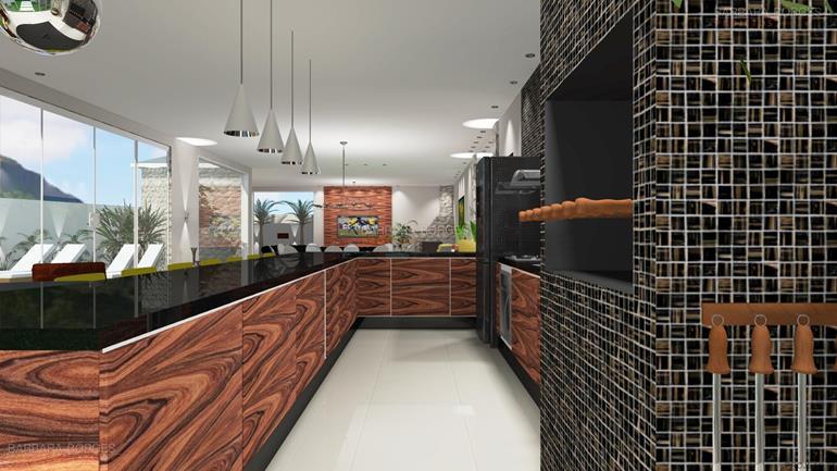 imagens cozinhas Projetos Casa Campo