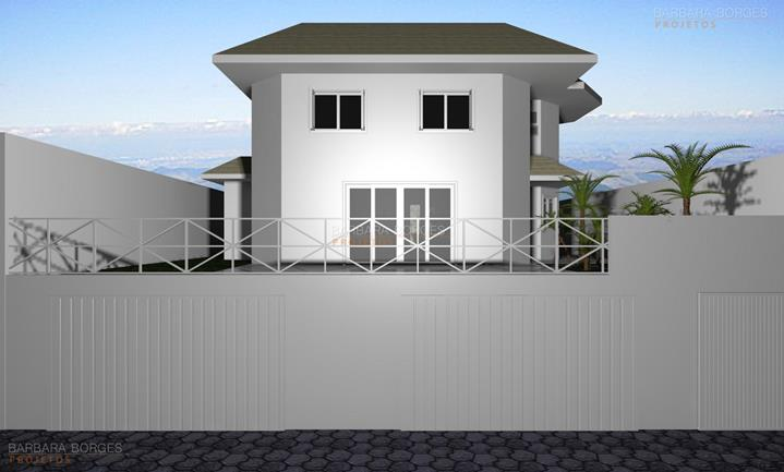 ideias para decorar quarto feminino Projetos Casas Duplex