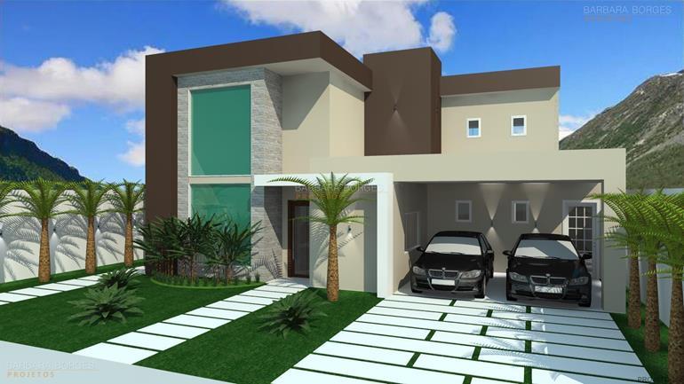 imagens de cozinhas decoradas Projetos Casas Duplex